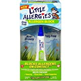 Little Allergies Allergen Block Gel for Kids .1 Oz (Pack of 4)