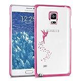 kwmobile Crystal Case Hülle für Samsung Galaxy Note Edge