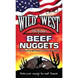 Wild West Beef Jerky Nuggets Original 25g