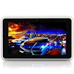 TABTRONICS QUANTUM7 8GB 1.2GHz - Max 1.5Ghz - DUAL CORE CPU - QUAD CORE GPU Capacitive Android 4.1.1 ** JELLY BEAN ** Tablet PC 7