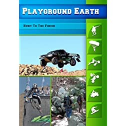 Playground Earth Hunt To The Finish