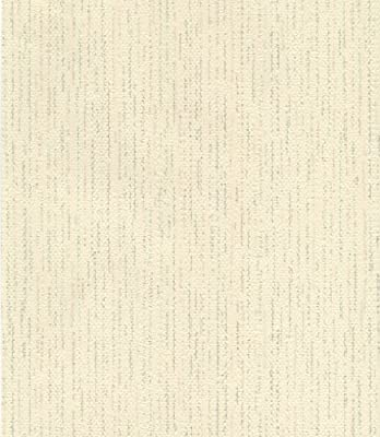 Ideco Natural Glitter Plain Blown Vinyl Wallpaper Roll Cream V.404-01 from IDECO