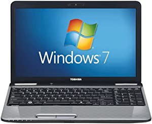 Toshiba Satellite L735-11W 13.3inch Laptop (Intel Pentium B940 2.00GHz, RAM 4GB, HDD 320GB, Windows 7 Home Premium, Bluetooth)