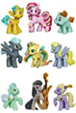 My Little Pony My Little Pony Friendship Is Magic Colelction of 9 Figures with Pinkie Pie