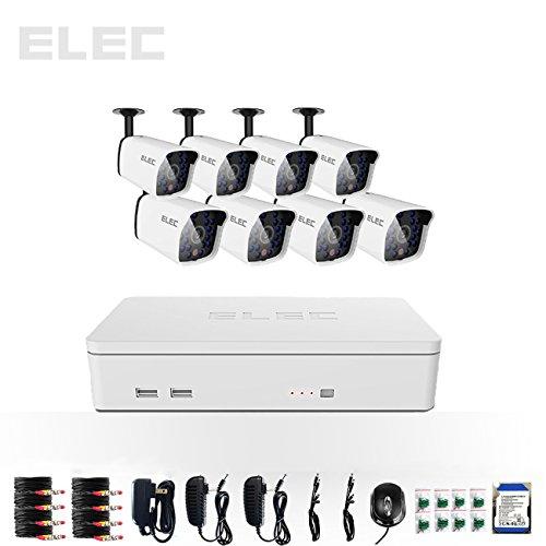 ELEC:ELEC New 8CH H264 HDMI CCTV DVR Surveillance Secur - on Sale ...