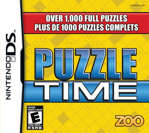 Puzzle Time - Nintendo DS - 1