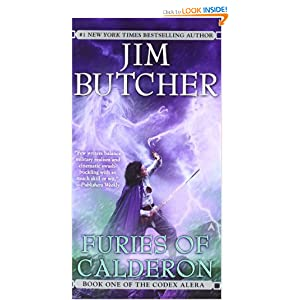 Furies of Calderon (Codex Alera 1) Jim Butcher