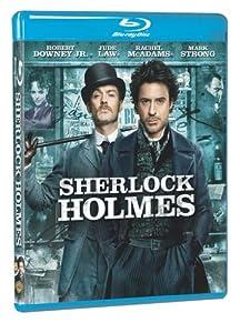 Sherlock Holmes (2009) (Blu-Ray+Dvd+Copia Digitale) [Italia] [Blu-ray]