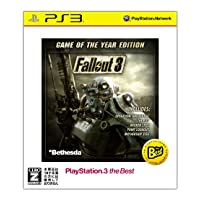 Fallout3 GAME OF THE YEAR EDITION(PS3)
