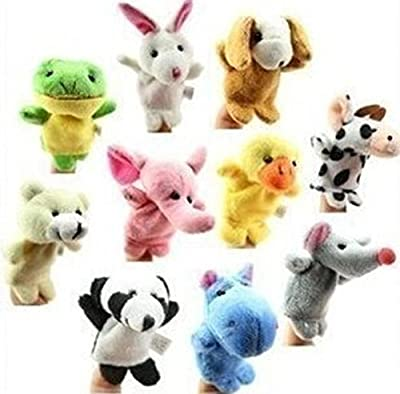 Liroyal Finger Puppets Set