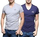 Kaporal Gift, T-Shirt Homme, ( lot de 2 )