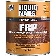 PPG Inc Liquid Nails FRP310 FRP Panel Adhesive-GAL LTX FRP/NRP ADHESIVE