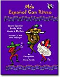 Mas espanol con ritmo (English and Spanish Edition)