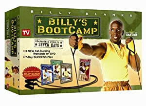 billy boot camp box set dvd sports outdoors. Black Bedroom Furniture Sets. Home Design Ideas