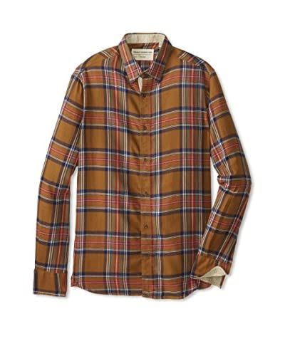 French Connection Men's Connery Fitted Konrad Check Shirt