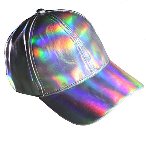 XCOSER Magic Rainbow Baseball Cap Snapback Hat Adjustable