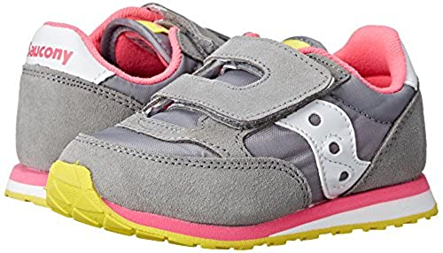 05. Saucony Jazz Hook and Loop Sneaker (Toddler/Little Kid)