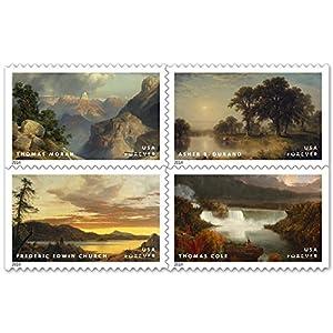 Hudson River School Stamps