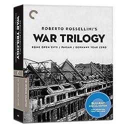 Roberto Rossellini's War Trilogy [Blu-ray]