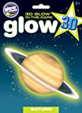 The Original Glowstars Company - Glow 3-D - Saturn