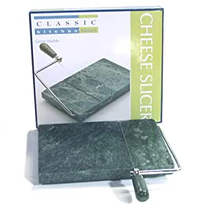 Green Marble Cheese Slicer (3 pound)