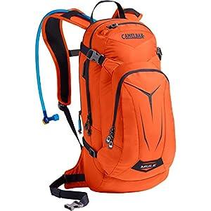CamelBak M.U.L.E. - Sac à dos avec système hydratation - orange 2014