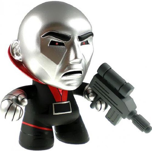 G.I. Joe The Loyal Subjects Series 1 Destro - Mini Blind Box Vinyl Figure - 1