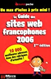 Le guide des sites Web francophones