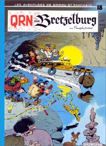 Spirou et Fantasio n° 18 QRN sur Bretzelburg