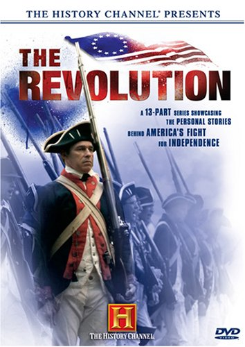 The History Channel Presents: The Revolution front-336708