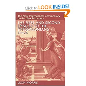 Amazon.com: The First and Second Epistles to the Thessalonians ...