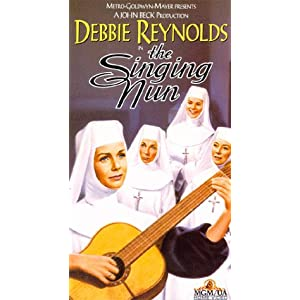 The Singing Nun [VHS]
