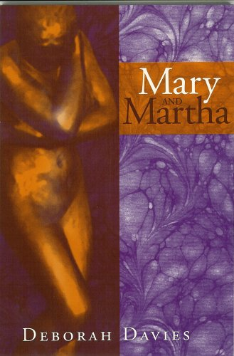 Mary and Martha [Paperback] by Deborah Davies