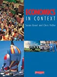 Economics in Context (0435331116) by Grant, Susan