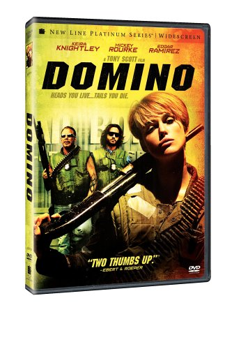 Cover art for  Domino (Widescreen New Line Platinum Series)