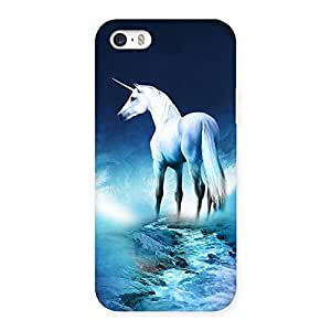 Gorgeous Unicorn Horse Print Back Case Cover for iPhone 5 5S
