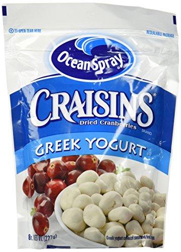Ocean Spray Craisins Dried Cranberries Greek Yogurt (Ocean Spray Dried Cranberries compare prices)