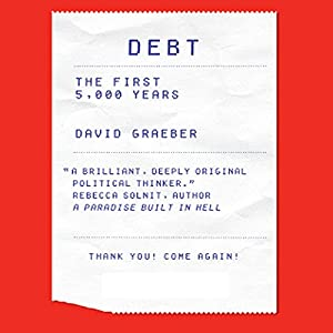 Debt Audiobook
