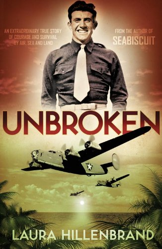 Curiosity Killed the Bookworm: Book Group: Unbroken