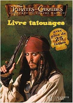 des cara 239 bes le secret du coffre maudit livre tatouages 9782014629194