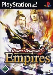 Dynasty Warriors 5: Empires