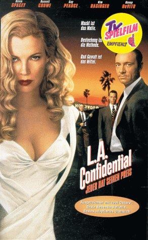L.A. Confidential [VHS]
