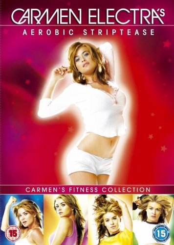 Carmen Electra's Aerobic Striptease: Fitness Collection [DVD]