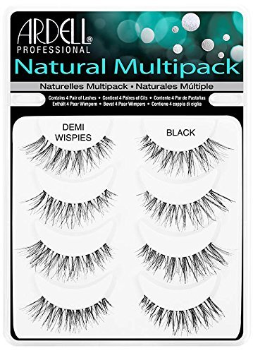 ARDELL-Professional-Natural-Multipack-Demi-Wispies-Black
