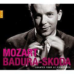 輸入盤 バドゥラ=スコダ演奏 モーツァルト:フォルテピアノのためのソナタ集(6枚組)の商品写真