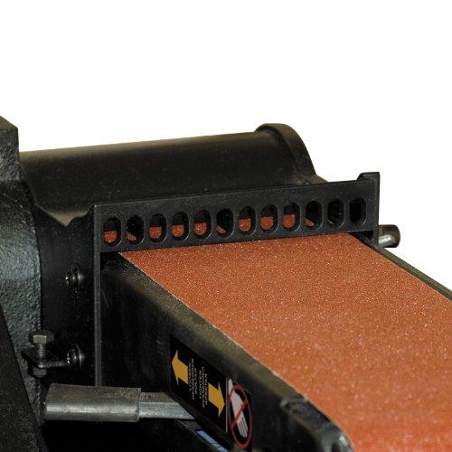 "POWERTEC BD4800 4 "" x 8 "" Belt Disc Sander w/ Built-in Dust Collection"