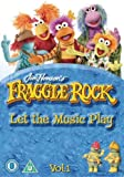 Jim Henson's Fraggle Rock - Let The Music Play - Vol. 1 [DVD]