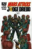 img - for Mars Attacks Judge Dredd #1 book / textbook / text book