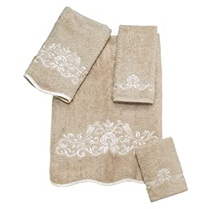 Avanti Linens Avanti Premier Venetian Scroll 4-Piece Towel Set at Sears.com