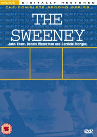 The Sweeney - The Complete Series 2 [DVD] [1975]